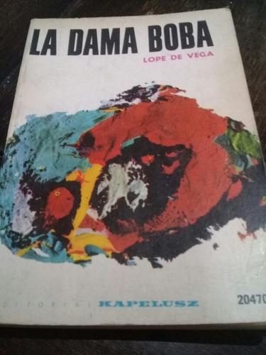 La Dama Boba Lope De Vega Kapelusz Mercado Libre