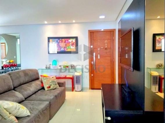 Apartamento 3 Quartos À Venda, 3 Quartos, 2 Vagas, Sagrada Família - Belo Horizonte/mg - 15261