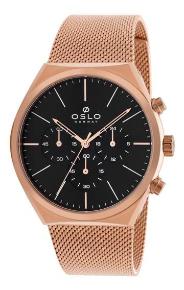Relógio Masculino Oslo Omrsscvd0001 P1rx