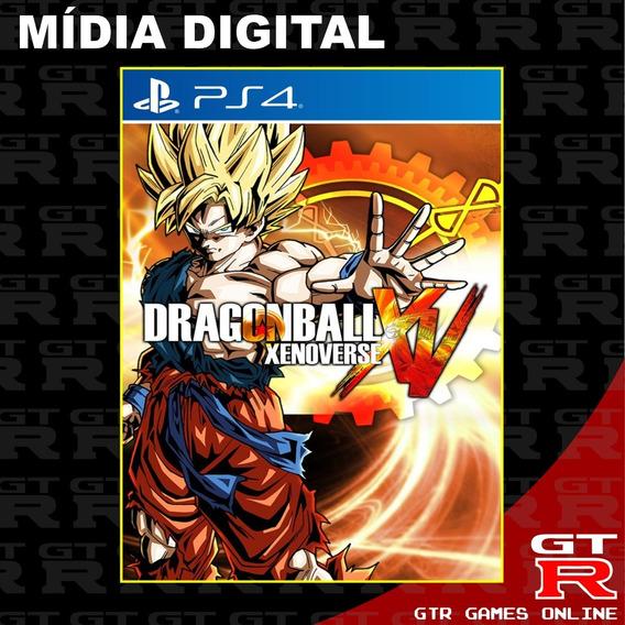 Dragon Ball Xenoverse Dbz Ps4 Primaria Psn Digital Envio Ja