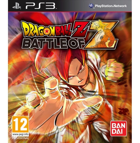 Dragon Ball Battle Of Z  Ps3