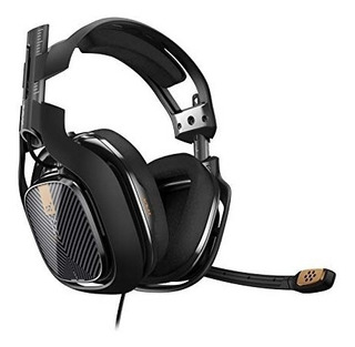 Headset Para Pc, Mac - Negro Astro Gaming A40 Tr Gaming