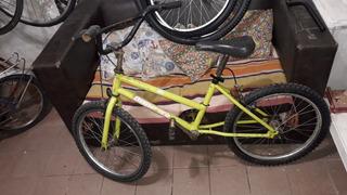 Bicicleta Mountainbike Chopper Para Niños Rod.20