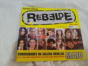 Rebelde Oficial Mês A Mês