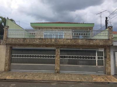 Casa Com 3 Dormitórios À Venda, 220 M² Por R$ 1.300.000 - Vila Carmosina - São Paulo/sp - Ca3896