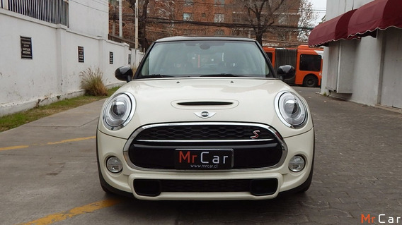 Mini Cooper S F56 Pepper 2018