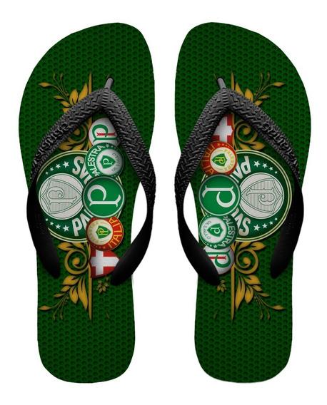 Chinelos Havaianas Personalizados Palmeiras [5]