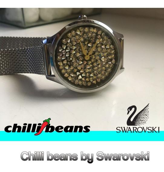 Relógio Chilli Beans By Swarovski