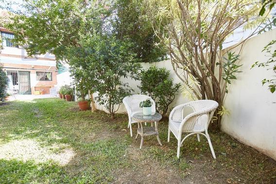 Casa Tipo Dúplex Con Gran Jardin En Nuñez - Juana Azurduy Al 2900