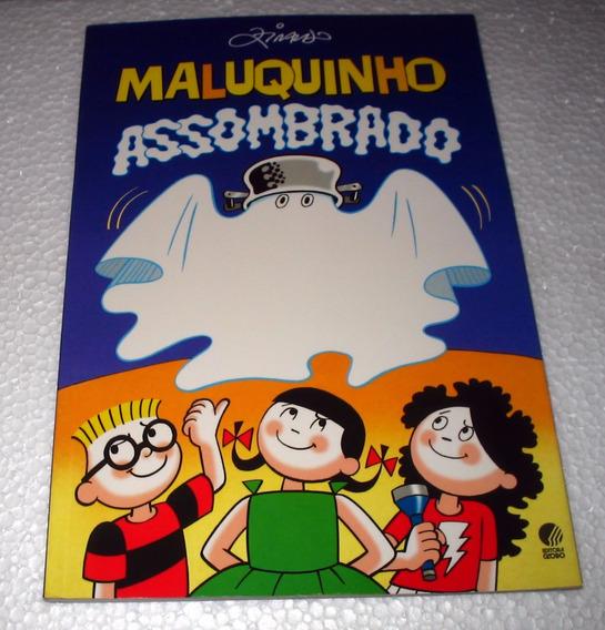 Hq Maluquinho Assombrado - Ziraldo