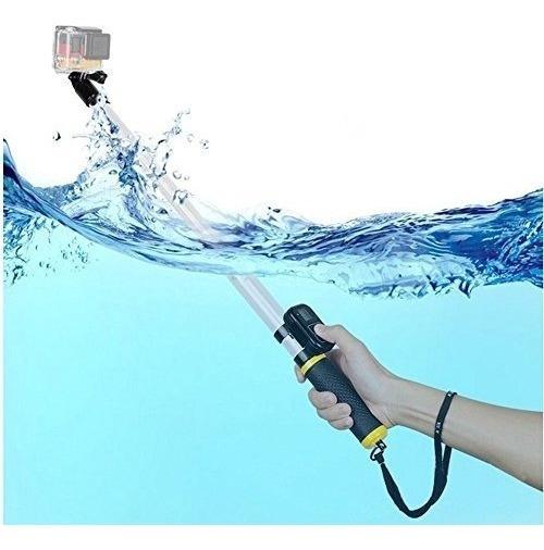 Bastão Flutuante A Prova D Água Para Gopro Hero 3 3+ 4 5 6 7