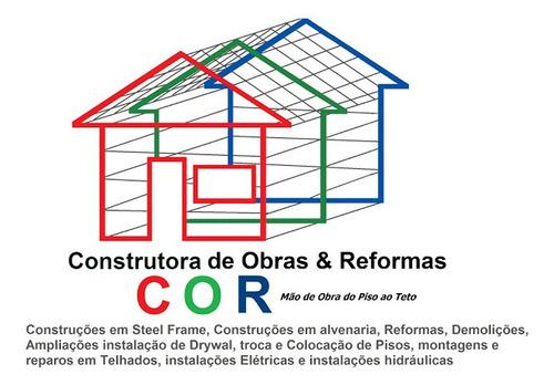 Imagem 1 de 1 de Reforma Em Sala . Pagamento Parcial