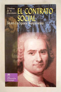 El Contrato Social, Jean Jacques Rousseau, Edimat