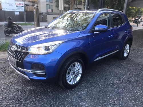 Camioneta Chery Tiggo 4 Cmt Azul