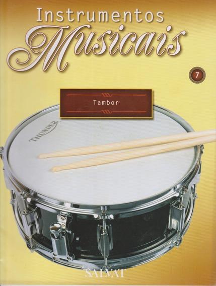 Tambor Na Revista / Instrumentos Musicais - Jfsc