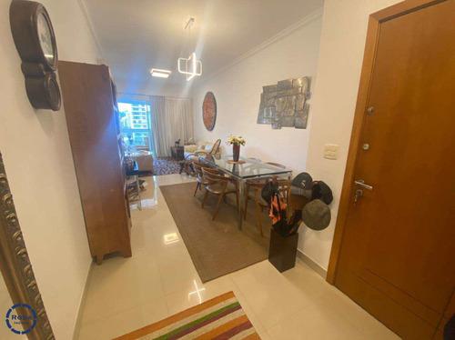 Imagem 1 de 11 de Apartamento Com 2 Dorms, Boqueirão, Santos - R$ 1.2 Mi, Cod: 20509 - V20509