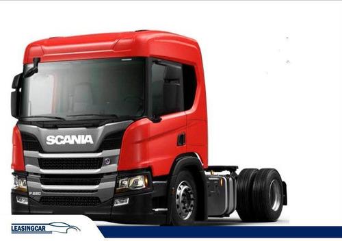 Scania P250 Tractor 2022 0km