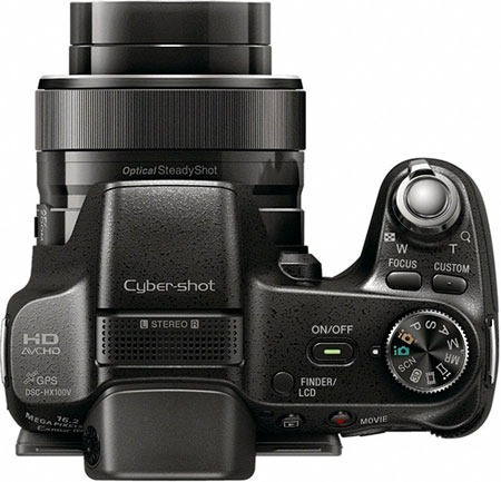 Camera Sony Dsc-hx100v