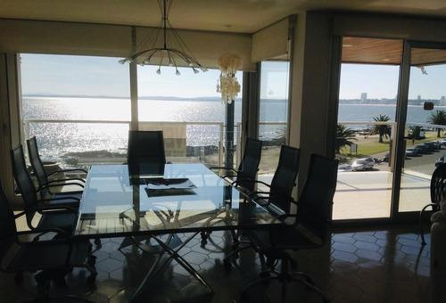 Apartamento En Venta Puerto Punta Del Este