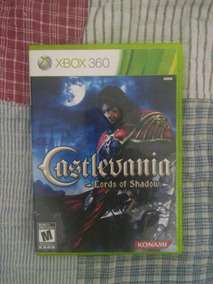 Castlevania Lords Of Shadow - Xbox 360 - Mídia Física