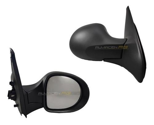 Espejo Eléctrico Derecho Renault Clio Style (negro)