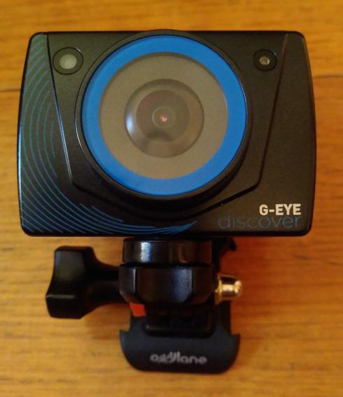 Câmera Esportiva G-eye Discover