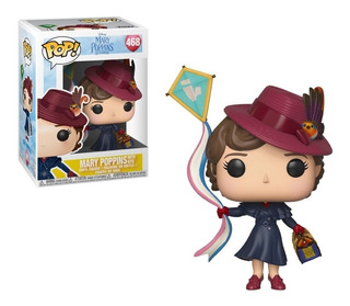 Funko Pop Mary Poppins 468 Figura Original Educando