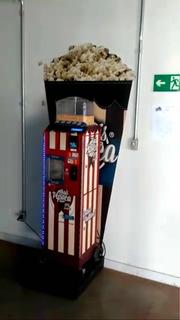 Máquina De Pipoca