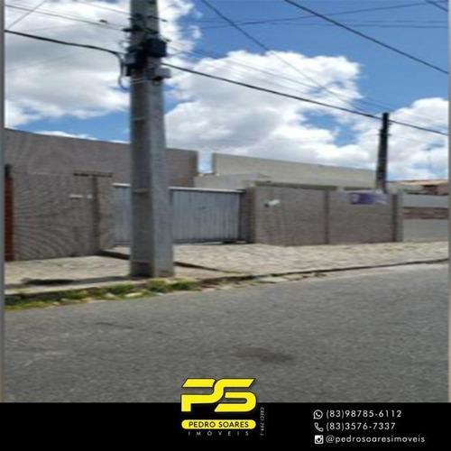 Imagem 1 de 6 de Prédio À Venda, 360 M² Por R$ 230.000,00 - Alto Do Mateus - João Pessoa/pb - Pr0045
