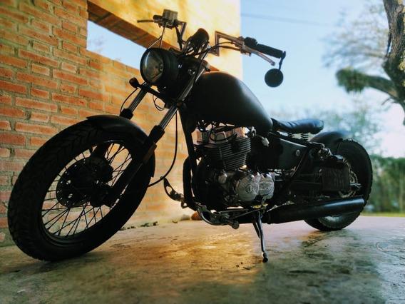 Honda Rebel Cmx250 Bobber