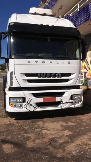 Iveco Stralis 440 - 2014 - 6x2 - Automático - Único Dono