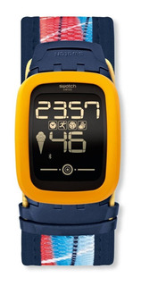 Reloj Swatch Suvn100, Gtía Oficial, Envío Sin Costo. Nuevo