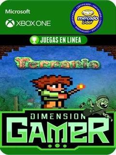 Terraria - Xbox One - Modo Local + En Linea