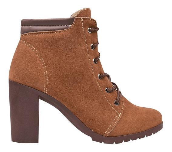 Bota Coturno Sapato Feminino Chiquiteira Chiqui/4008