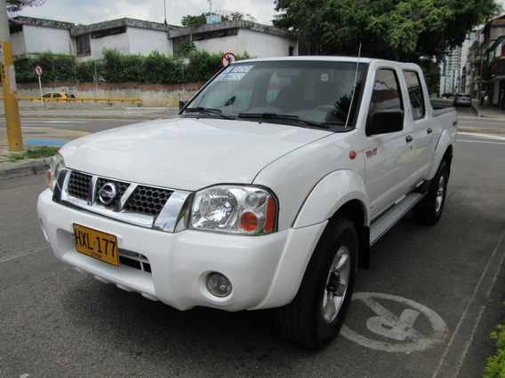 Nissan Frontier Ax 4x4 Full Equipo