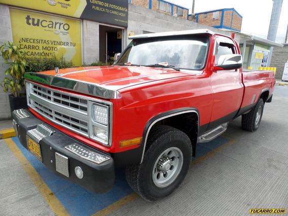 Chevrolet C20 131 Americana Importada