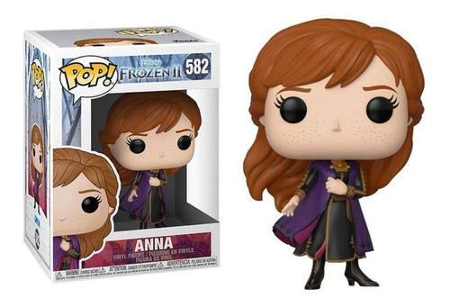 Funko Pop Anna #582 Frozen 2 Disney Regalosleon