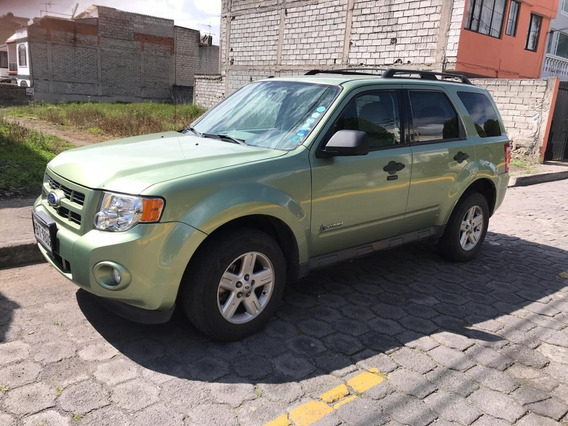 Vendo O Cambio Hermoso Ford Escape 2010