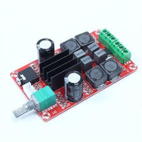 Amplificador Módulo Tpa3116 D2 2x50w Dc 24v