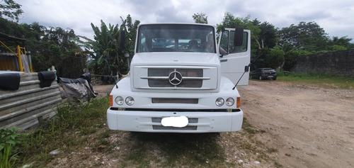 Caminhão Mercedes 1620 Poliguincho Duplo