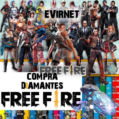 451 Diamantes Free Fire | Evirnet