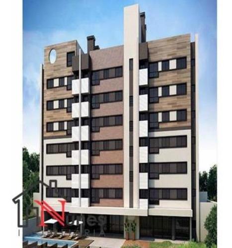 Apartamento No Bairro Santo Inácio Em Curitiba Pr - 12875