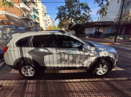 Chevrolet Captiva Ls 2,4l Nafta