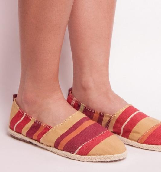 Zapatillas Mujer Estilo Alpargata Casual Chala Envio Gratis