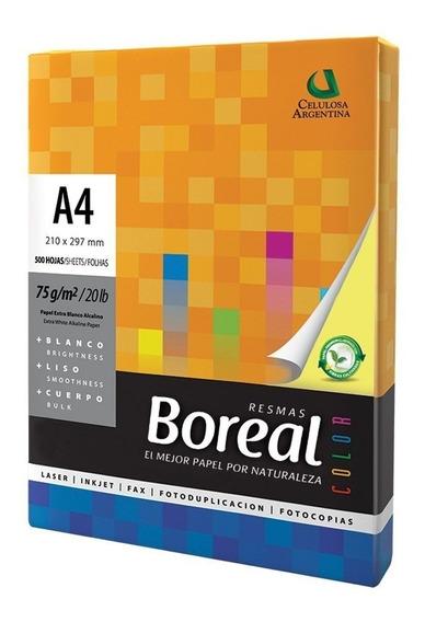 Resmas A4 75 Gr Color - Paq X 500 - Envíos