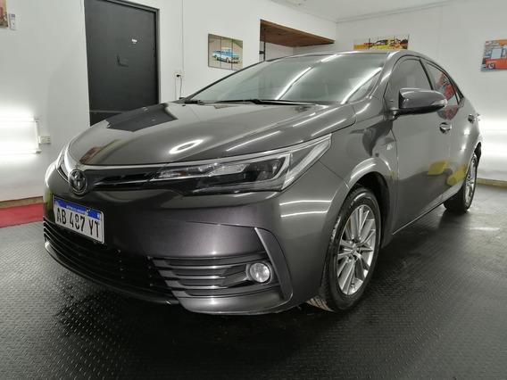 Toyota Corolla 1.8 Xei Mt Pack 140cv 2017