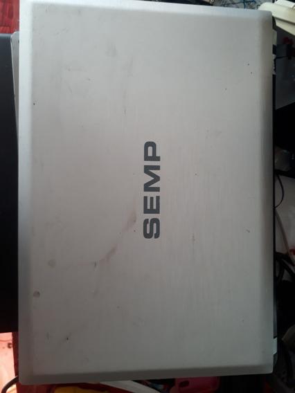 Notebook Semp Para Peças (barato)