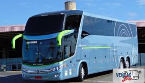 Ônibus Marcopolo 1600 Ld G7 - Leito, Seminovo Único Dono