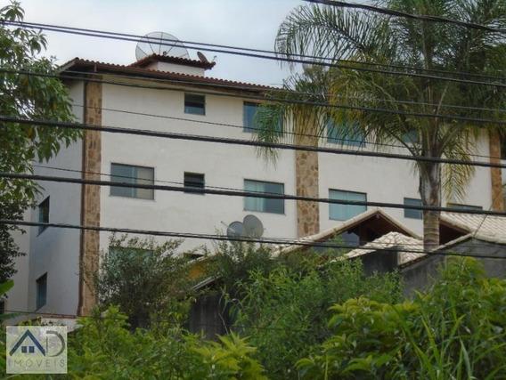 Apartamento Para Venda Em Nova Friburgo, Santa Elisa, 2 Dormitórios, 1 Banheiro, 1 Vaga - 113