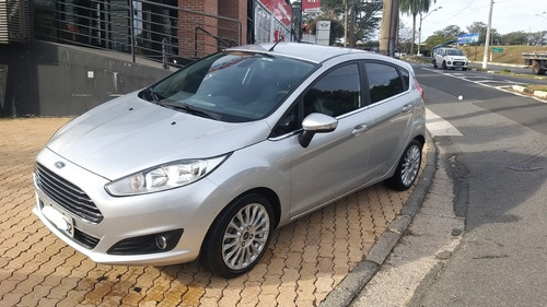 Ford Fiesta Titanium 2014 1.6 16v Automático